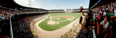Old Comiskey Park, Chicago, Illinois, USA Wall Decal by  Panoramic Images