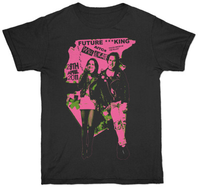 Future King - Bollocks Shirts