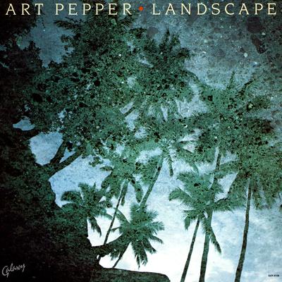 Art Pepper - Landscape Wall Decal