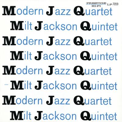 Modern Jazz Quartet and Milt Jackson Quintet - MJQ Wall Decal