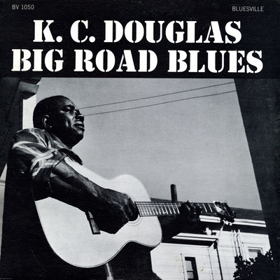 K.C. Douglas - Big Road Blues Wall Decal