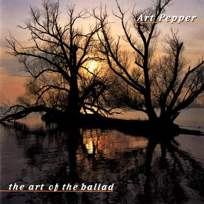 Art Pepper - The Art of the Ballad Wall Decal