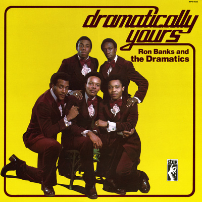 The Dramatics - Dramatically Yours Wall Decal
