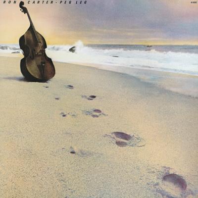 Ron Carter - Peg Leg Wall Decal