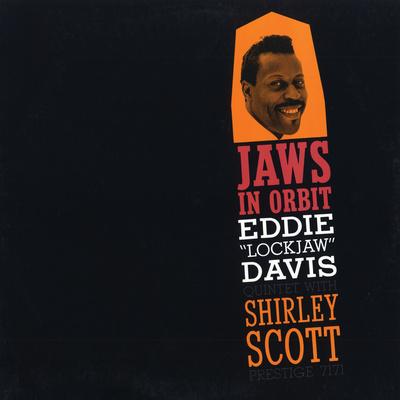 """Eddie """"Lockjaw"""" Davis - Jaws in Orbit Wall Decal"""