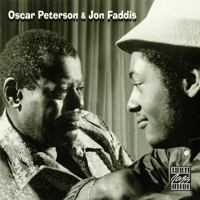 Oscar Peterson and Jon Faddis - Oscar Peterson and Jon Faddis Wall Decal