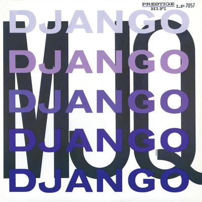 Modern Jazz Quartet - Django Wall Decal