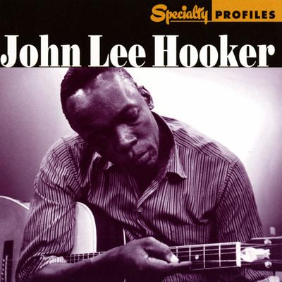 John Lee Hooker, Specialty Profiles Wall Decal