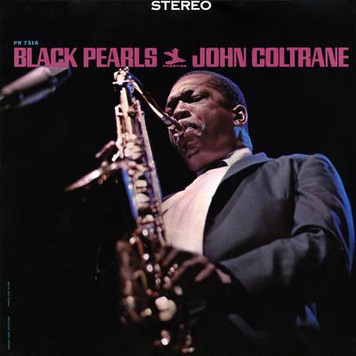 John Coltrane - Black Pearls Wall Decal