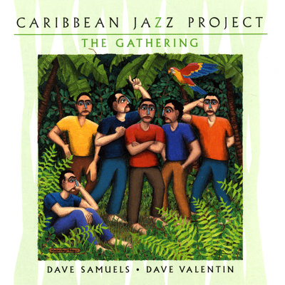Caribbean Jazz Project - The Gathering Wall Decal
