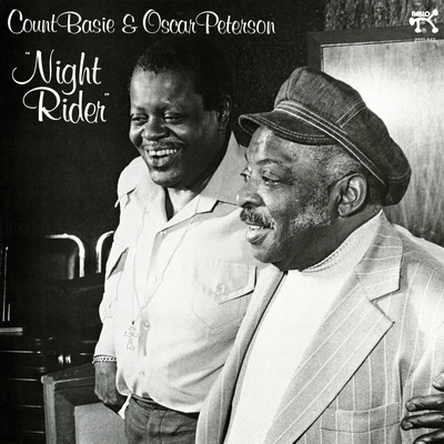Count Basie and Oscar Peterson - Night Rider Wall Decal