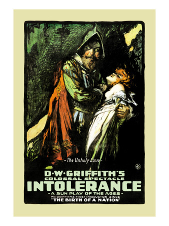 Intolerance Wall Decal