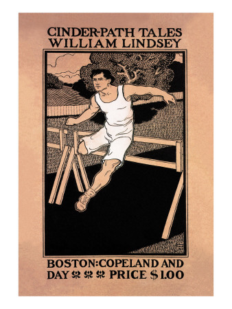 Cinder-Path Tales Wall Decal by John Sloan