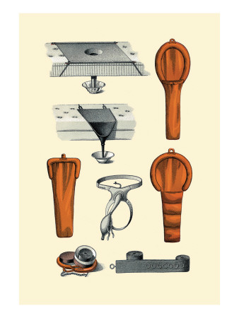 Drains and Sheaths Wall Decal by Jules Porges