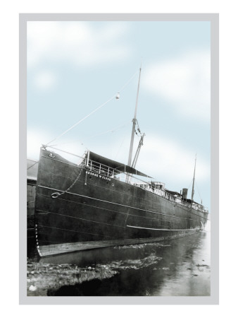 The George W. Clyde Wall Decal by Ed Clark