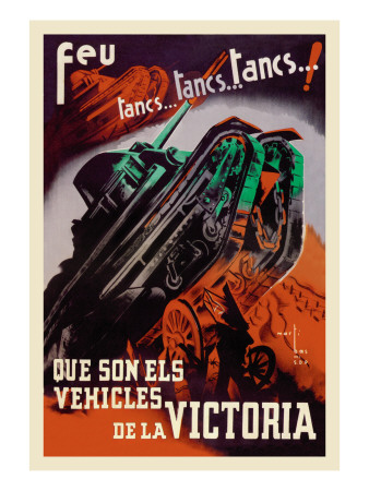 Vehicles of Victory Wall Decal
