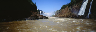 Iguacu Falls, Argentina Wall Decal by  Panoramic Images
