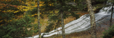 Laughing Whitefish Falls, Upper Peninsula, Michigan, USA Wall Decal by  Panoramic Images