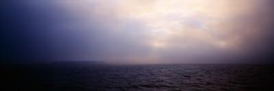 Clouds over the Sea, Scotia Sea, Antarctic Peninsula, Antarctica Wall Decal by  Panoramic Images
