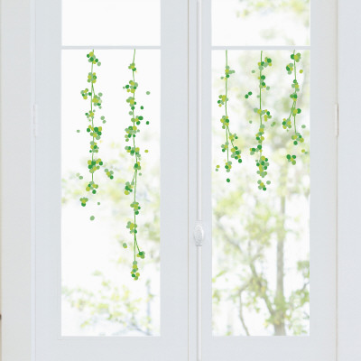 Garland  (Window Decal) Wall Decal
