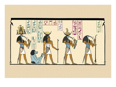 Thoth, Lord of Writing Wall Decal by J. Gardner Wilkinson