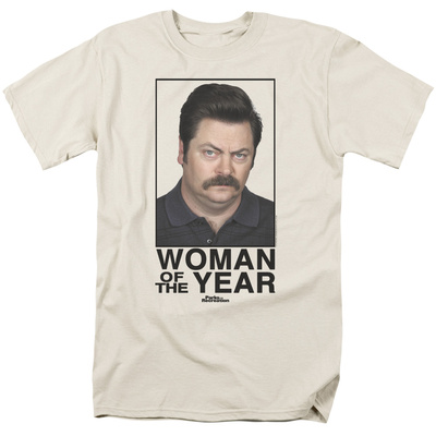 Parks & Rec-Woman Of The Year Shirts