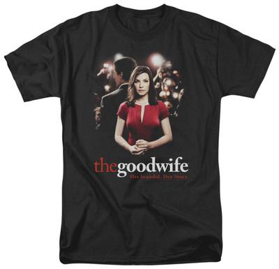 The Good Wife-Bad Press Shirts