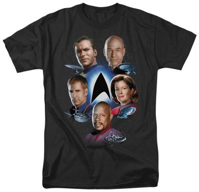 Star Trek-Starfleet's Finest Shirts