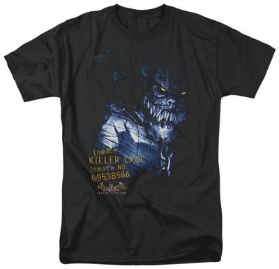 Batman AA-Arkham Killer Croc Shirts