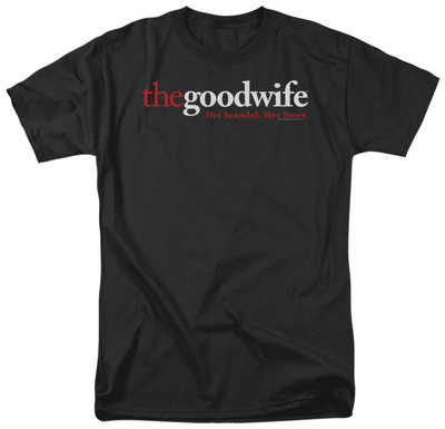 The Good Wife-Logo T-shirts