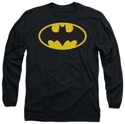 Long Sleeve: Batman-Classic Logo Shirts