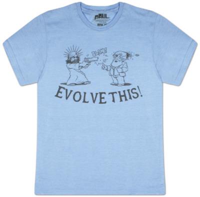 Paul - Evolve This! Shirts