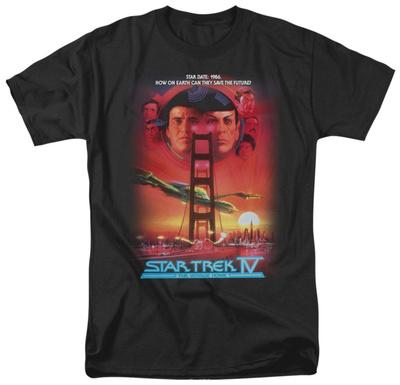 Star Trek-The Voyage Home T-shirts