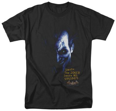 Batman AA-Arkham Joker Shirt