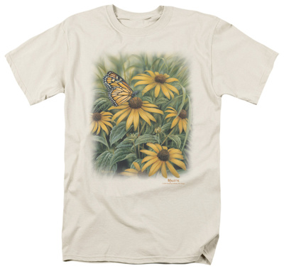 Wildlife - Monarch Butterfly T-shirts