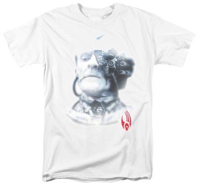 Star Trek-Borg Head Shirt
