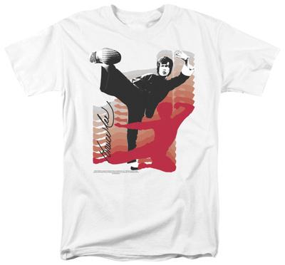 Bruce Lee-Kick It Shirts