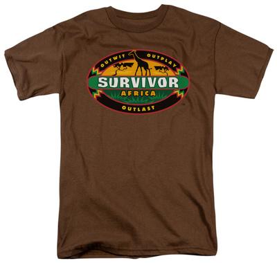 Survivor-Africa T-shirts