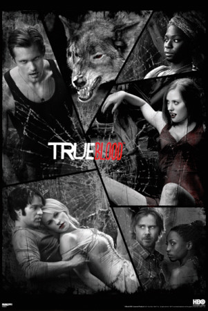 True Blood - Shattered Mirror Posters