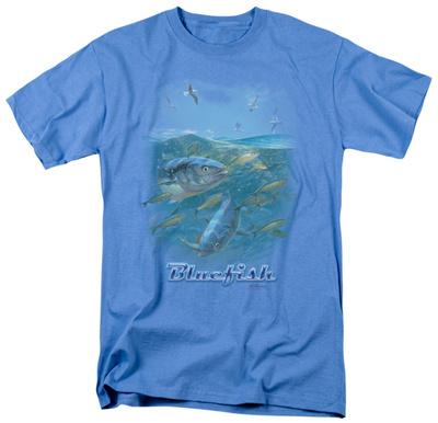 Wildlife - Blue Mayhem T-Shirt