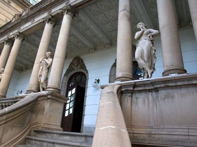 Quinta Gameros Art-Nouveau Mansion Photographic Print by Sabrina Dalbesio