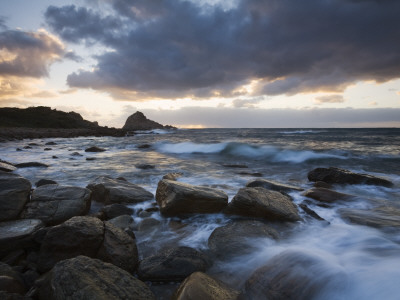 Sugarloaf Rock at Cape Naturaliste, Leeuwin-Naturaliste National Park Photographic Print by Andrew Watson