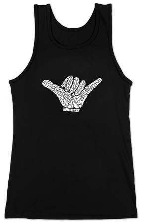 Juniors: Tank Top - Hang Loose T-shirts