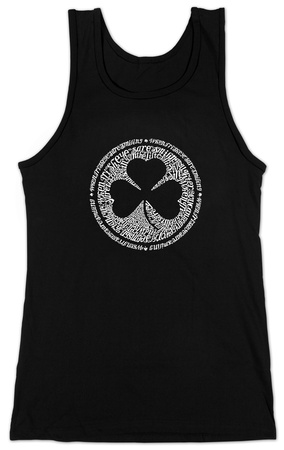 Juniors: Tank Top - Irish Eyes T-Shirt