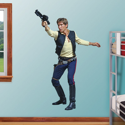 Han Solo Wall Decal