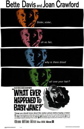 Whatever Happened to Baby Jane Masterprint