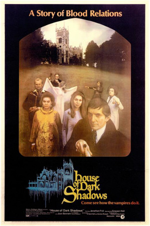 House of Dark Shadows Masterprint
