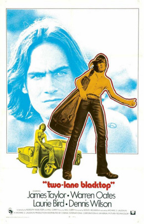 Two Lane Blacktop Masterprint