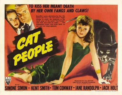 Cat People Masterprint