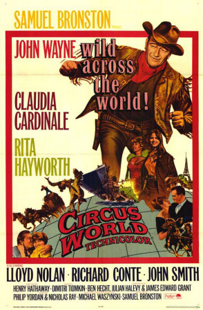 Circus World Masterprint